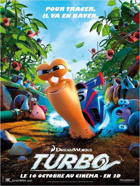 Turbo : un escargot pied au plancher déboule au cinéma le 16 octobre