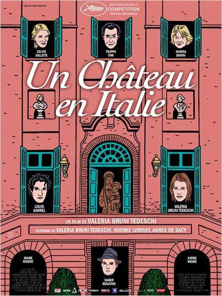 [Critique] «Un Château en Italie» de Valéria Bruni-Tedeschi, un film familial d'inspiration tchekhovienne