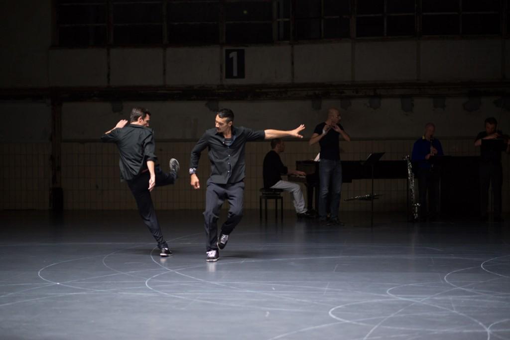 Vortex Temporum : une spirale sans fin par De Keersmaeker, bientôt à l'Opéra de Lille