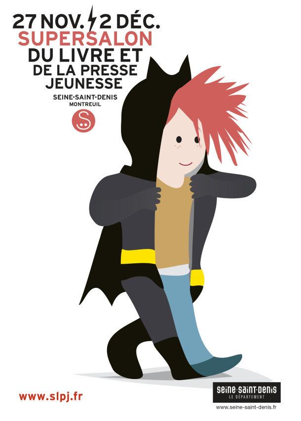 L'édition 2013 du Salon du livre et de la Presse Jeunesse de Montreuil se tiendra du 27 au 2 décembre 2013