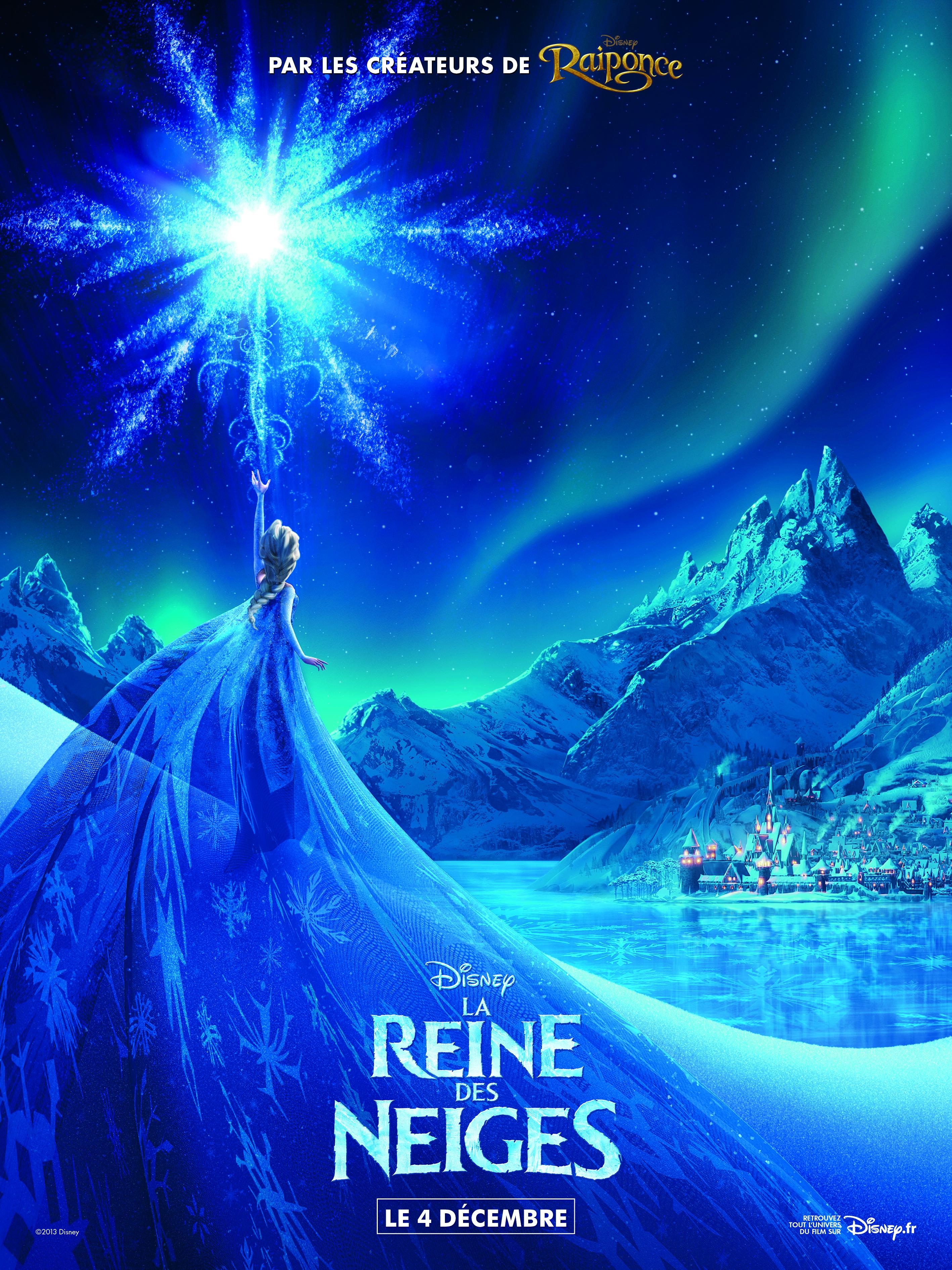 La reine des neiges au grand rex toutelaculture la - Fin de la reine des neiges ...