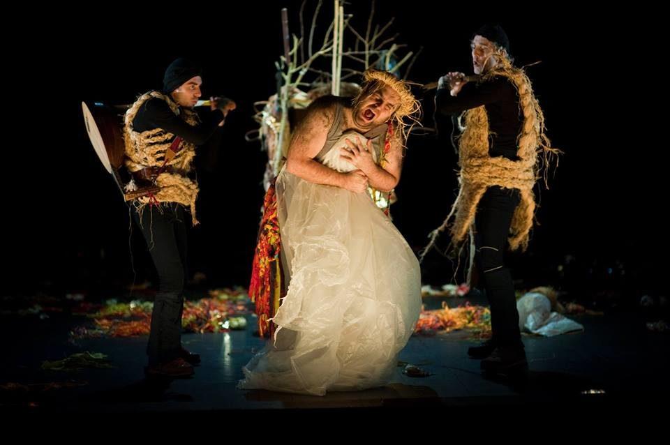 Pantagruel au Théâtre de l'Athénée: humanisme et paillardise