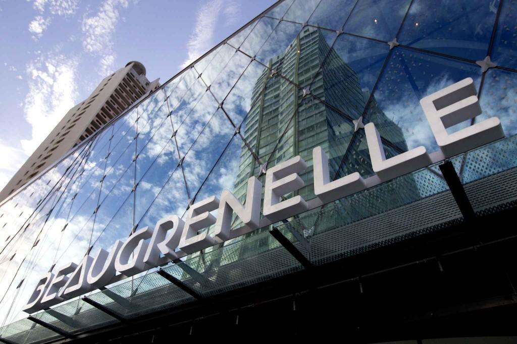 Beaugrenelle le nouveau centre commercial de Paris