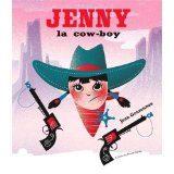 Jenny la cow-boy de Jean Gourounas
