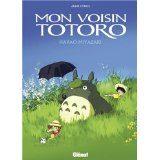 Mon voisin Totoro de Hayao Miyazaki le manga