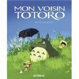 Mon voisin Totoro en livre jeunesse illustré