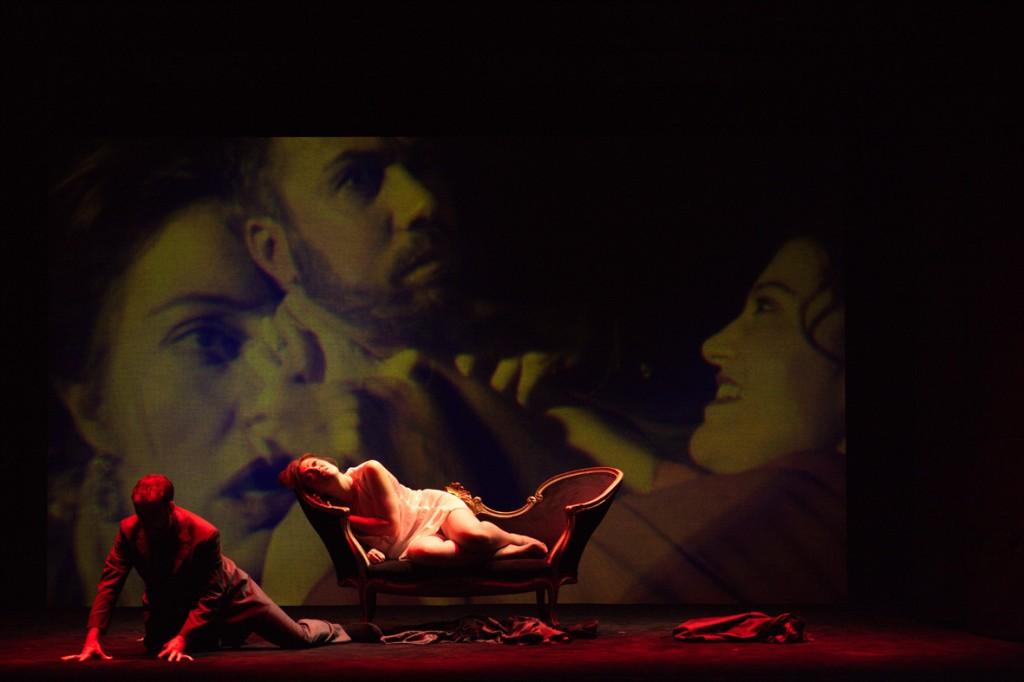 [Critique] Quartett à l'Opéra de Lille : une vertigineuse illusion d'optique