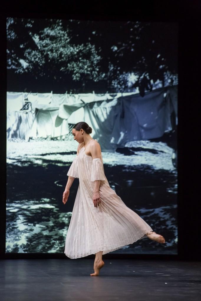 Saburo Teshigawara/Trisha Brown/Jiri Kylian au palais Garnier