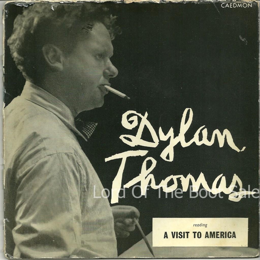 Le pays de Galles célèbre les 100 ans de Dylan Thomas