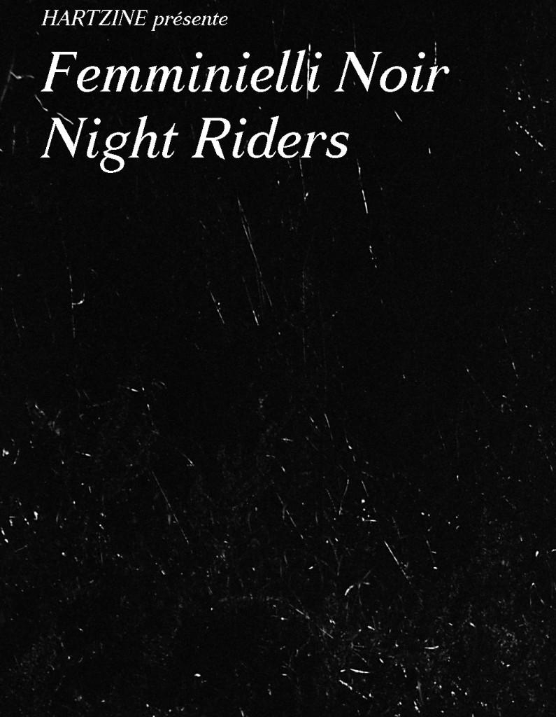 Gagnez 2 places pour le concert de Night Riders à l'Espace B le 19 novembre