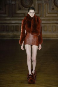 Fashion Week Haute-Couture automne-hiver 2013-2014 Serkan Cura