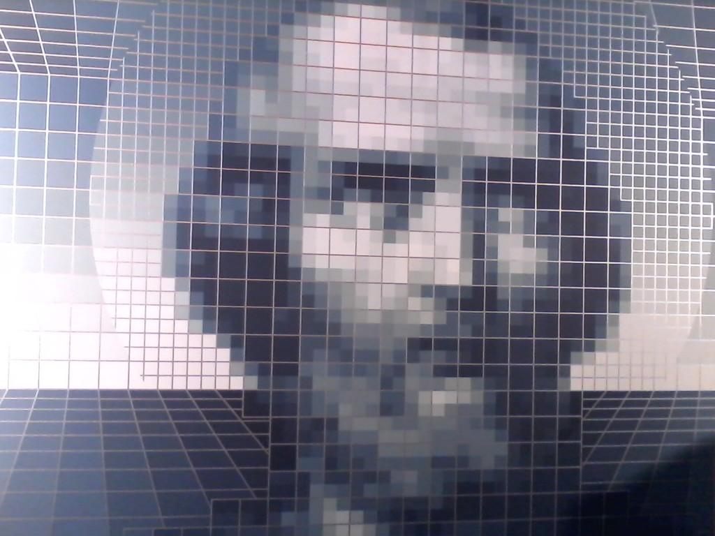 Le musée Paul Delouvrier d'Évry accueille deux œuvres de Vasarely, père de l'opt art