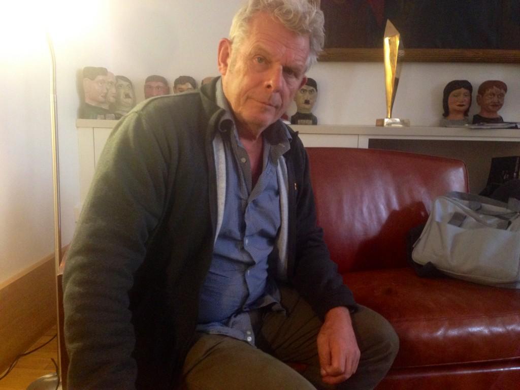 [Interview] Le réalisateur Alex Van Warmerdam nous parle du film « Borgman »