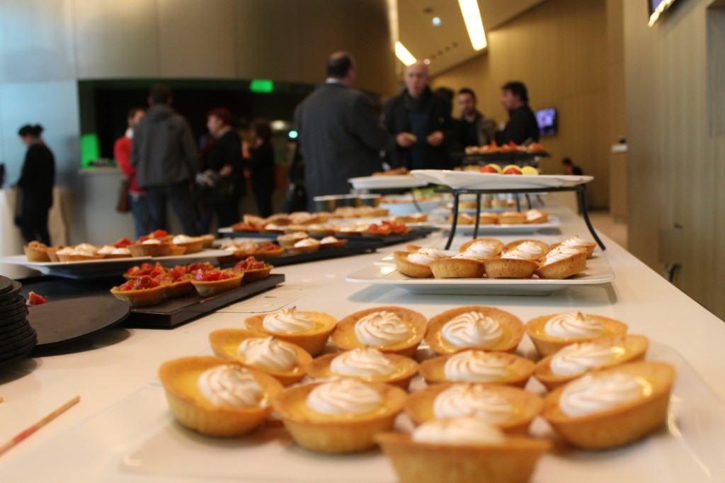 Buffet des desserts, final en apothéose de finesse