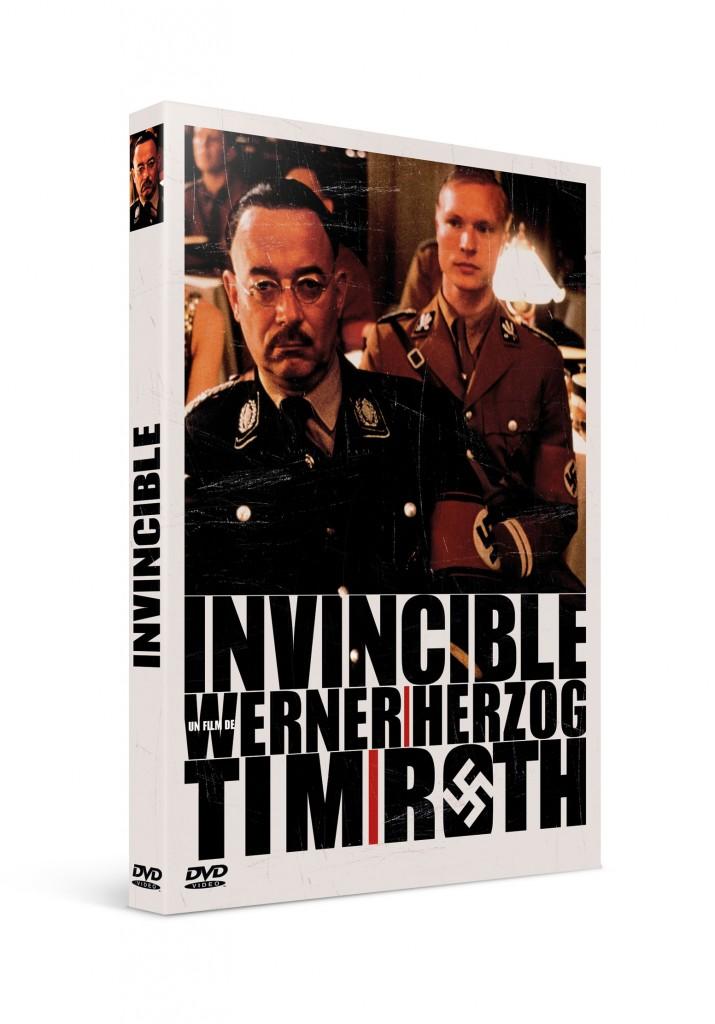 [Chronique] « Invincible » de Werner Herzog en dvd et blu-ray