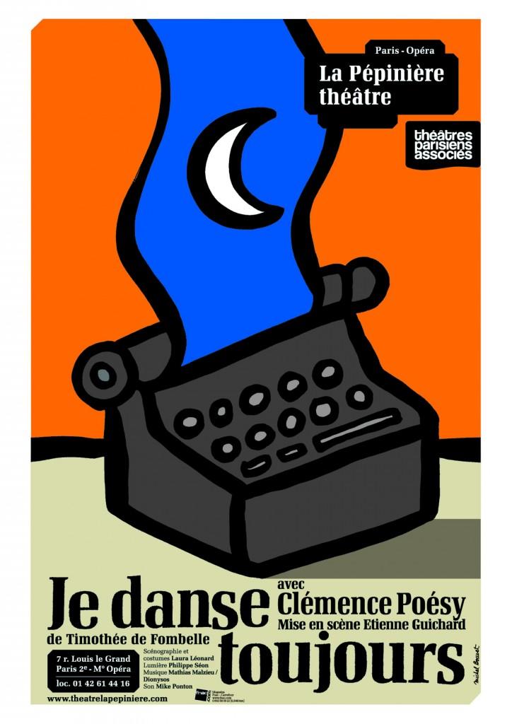 [Critique] « Je danse toujours », la machine à rêver de Clémence Poesy