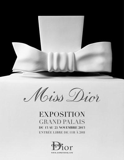 «Esprit Dior, Miss Dior » une exposition hommage au Grand Palais