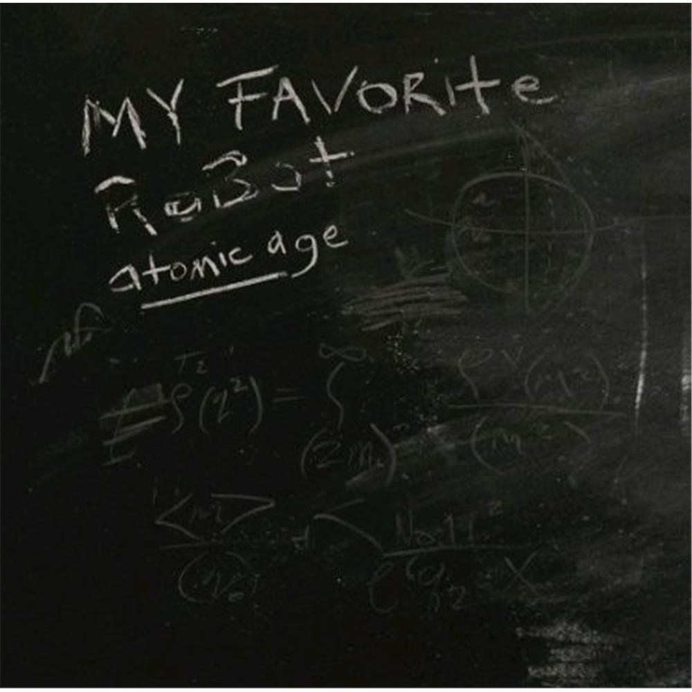 [Chronique] « Atomic Age » de My Favorite Robot : chants du lendemain