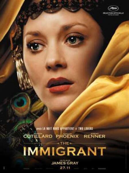 Gagnez 3×2 places et 3 affiches du film «The Immigrant»