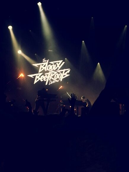 [Live report] The Bloody Beetroots à l'Olympia