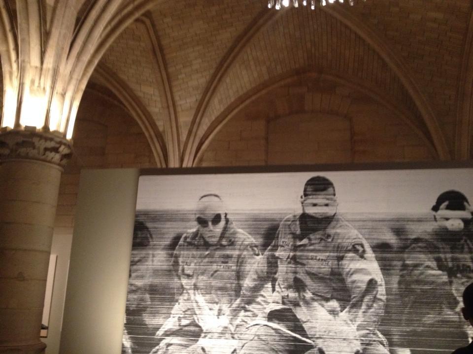 A triple tour, une exposition bien pensée pour 50 œuvres de la collection Pinault