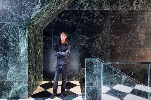 Une nouvelle boutique Balenciaga réouvre à New-York