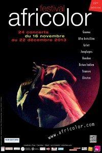 L'Afrique et les caraïbes à l'honneur pour le festival Africolor 2013