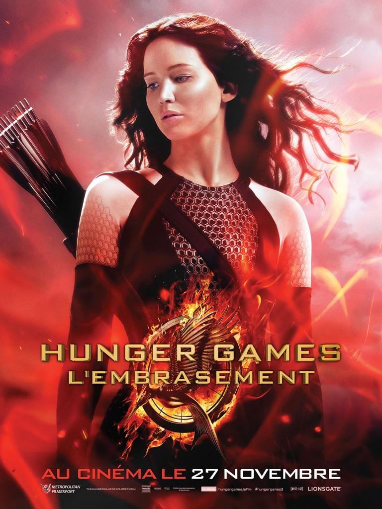 [Critique] « Hunger Games 2 L'embrasement », Jennifer Lawrence mène le combat dans un épisode de transition un brin décevant