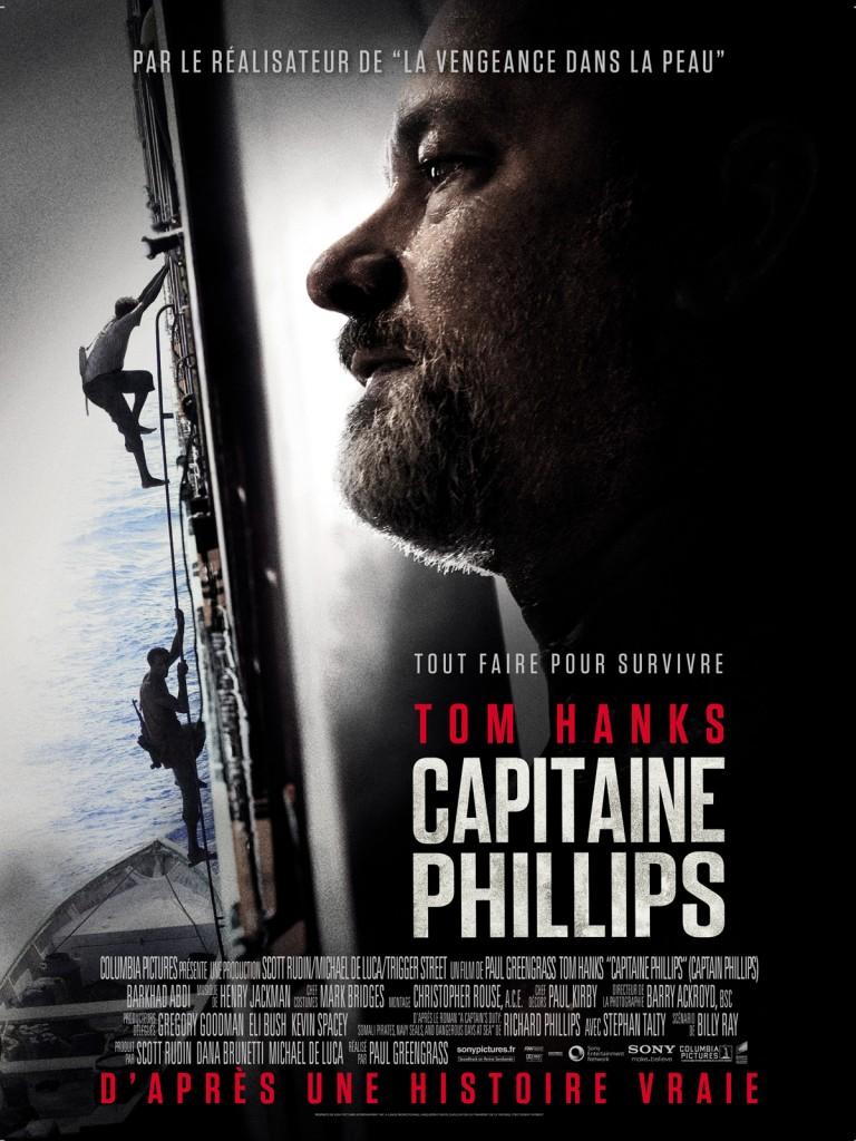 [Critique] « Capitaine Phillips » : Tom Hanks héroïque dans un thriller intense et étouffant