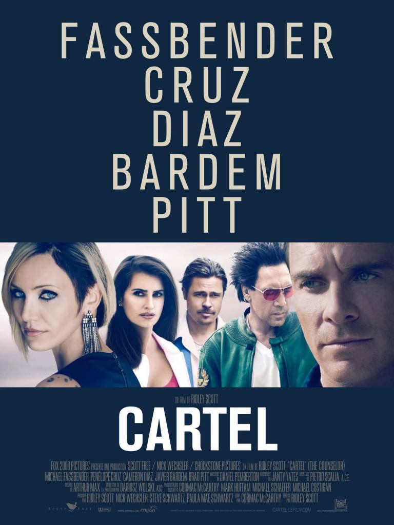 [Critique] Cartel, Ridley Scott convie Brad Pitt, Michael Fassbender et Cameron Diaz dans un ratage phénoménal