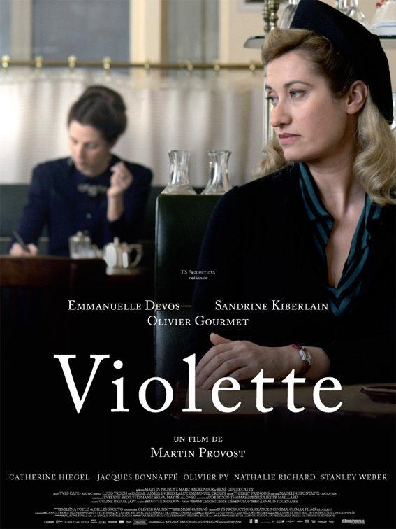 [Critique] Violette, magnifiquement incarnée par Emmanuelle Devos