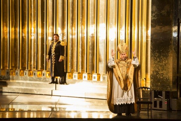 Aida à l'opéra Bastille : l'Or massif de Monsieur Py