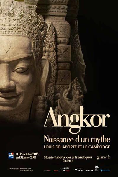 Invitation au voyage mythique de la découverte d'Angkor au Musée Guimet