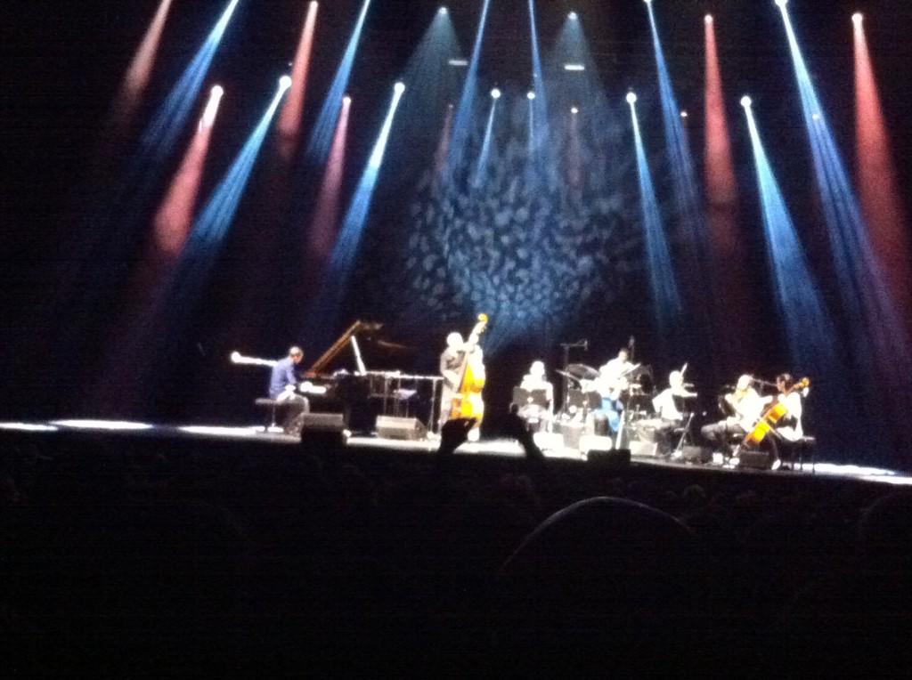 [Live report] Avishaï Cohen à l'Olympia « con Almah »