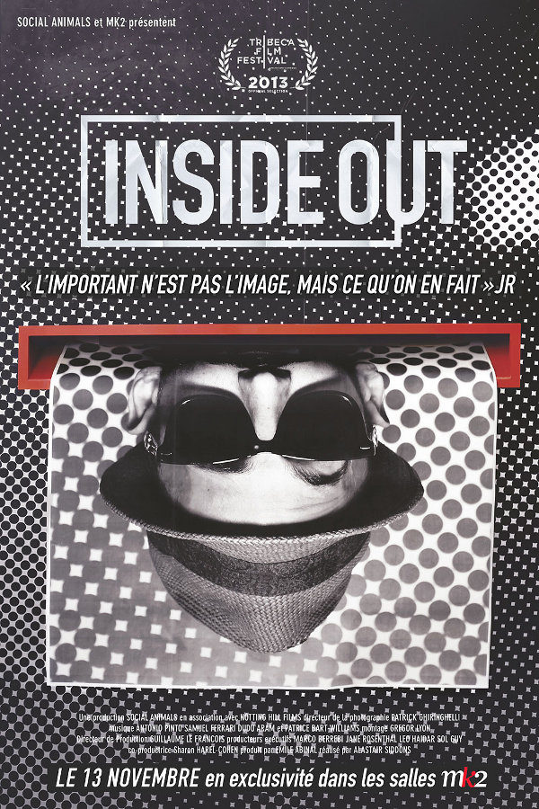 [Critique] « Inside Out », un documentaire fascinant sur le plus grand projet d'art participatif