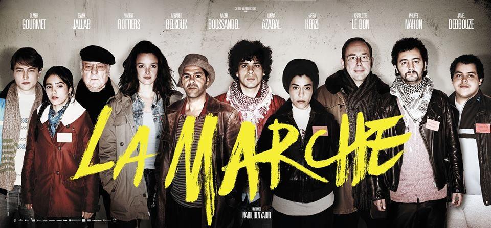 [Critique] « La Marche » de Nabil Ben Yadir fait courir la mémoire des citoyens