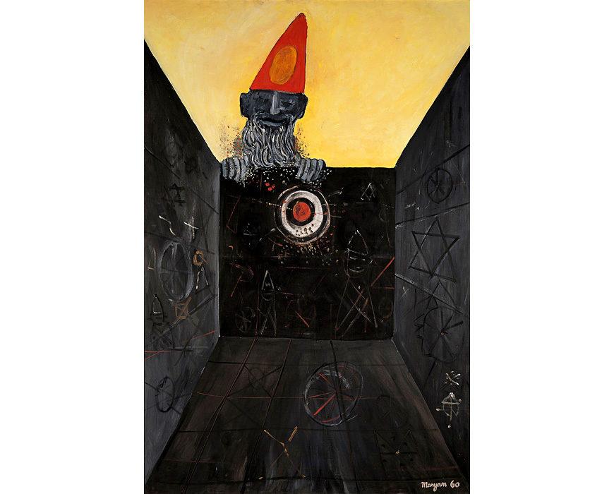 [Interview] Nathalie Hazan-Brunet parle du peintre Maryan – En partenariat avec Akadem