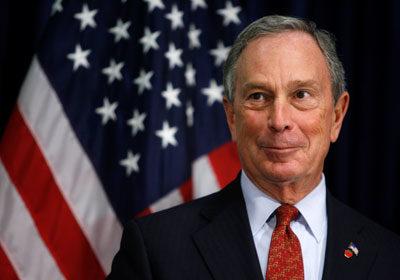Bloomberg cède le trône de la mairie de New-York