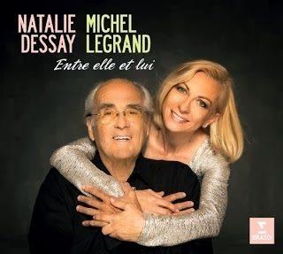Live report : Michel Legrand et Natalie Dessay à la Halle aux Grains (Toulouse)