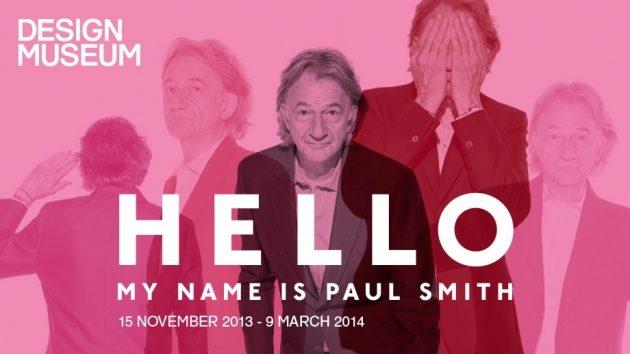 Paul Smith : Le Design Museum de Londres rend hommage à un prince de la mode britannique