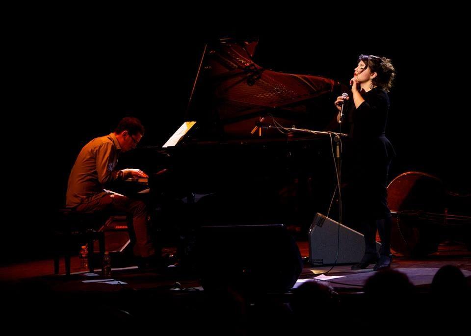 [Live report] Miléna Kartowski & Omer Klein à l'espace Rachi dans le cadre de la douzième édition du festival Jazz'N'Klezmer