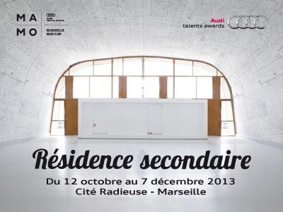 Gagnez 5 places pour l'exposition « Résidence Secondaire » à la Cité Radieuse de Marseille