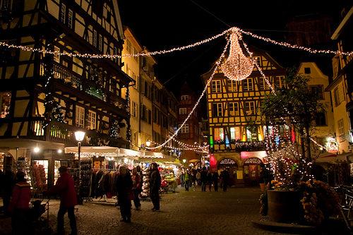 Le top 10 des marchés de Noël en France