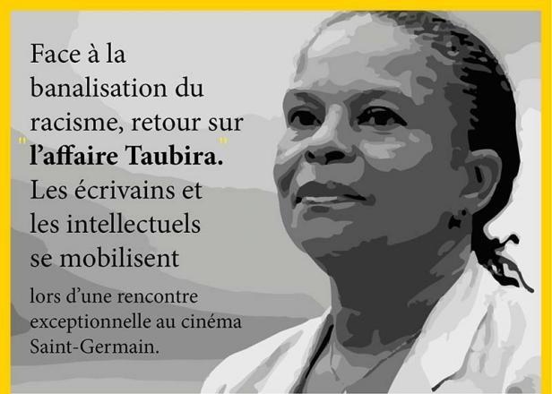Christiane Taubira, enfin soutenue !