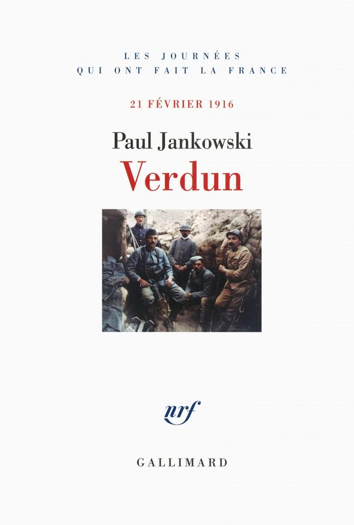 Paul Jankowski, Verdun. 21 février 1916
