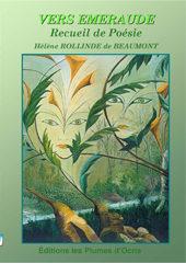 Vers Emeraude d'Hélène Rollinde de Beaumont
