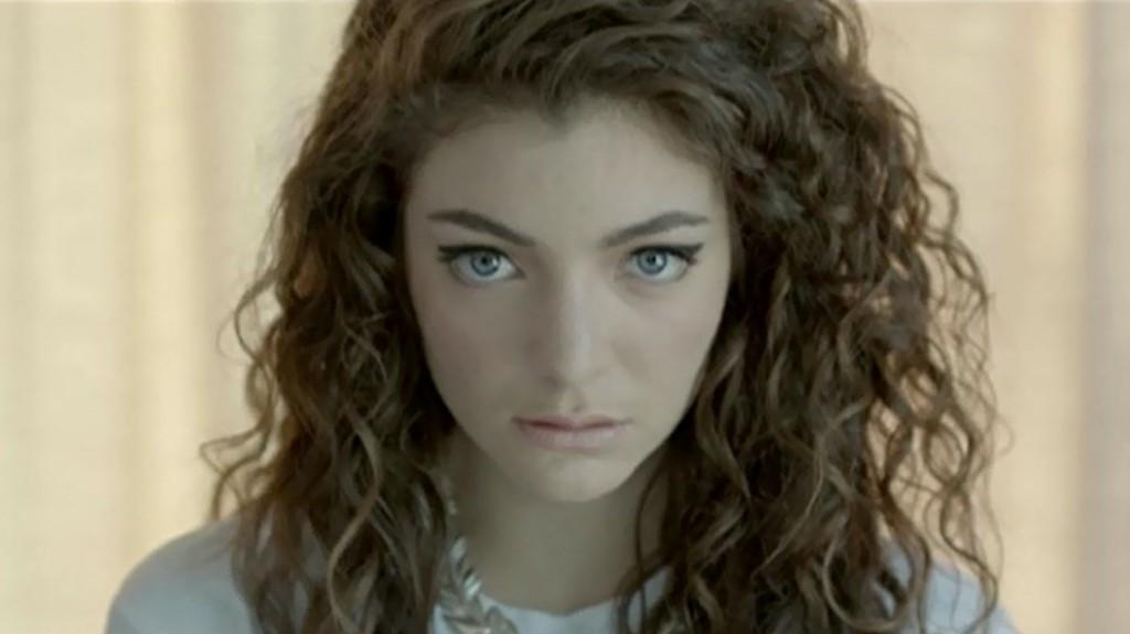 Sa majesté Lorde fait son show !