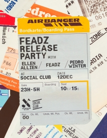 Feadz Instant Alpha Release Party W