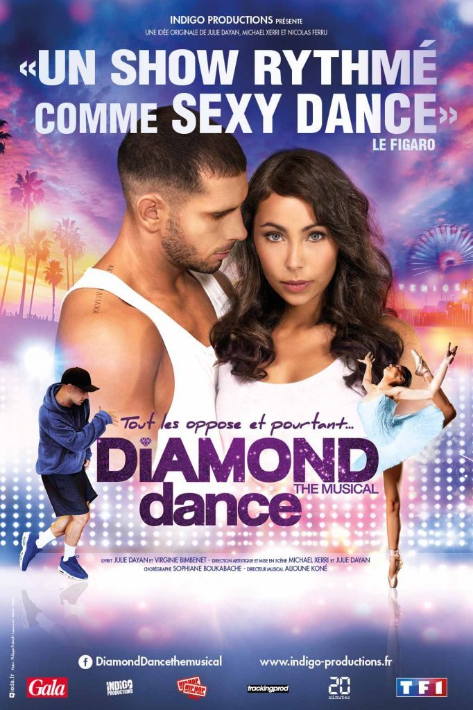 DIAMOND DANCE – THE MUSICAL
