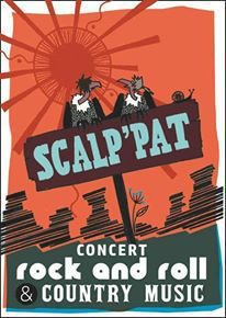 » Scal'pat  » — Rock; Roll et Country music